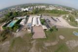 Vue du club de Cahors en drone